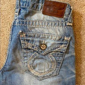 Big Star Jeans 26R Liv boot cut